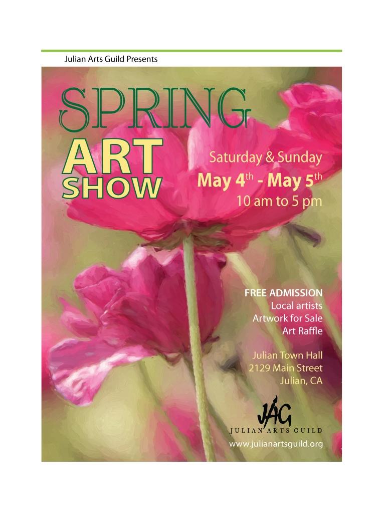 Spring Art Show -RGB