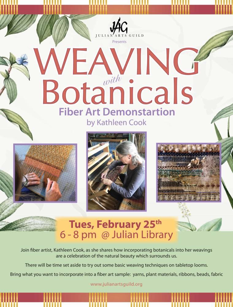 Final Weaving Flyer