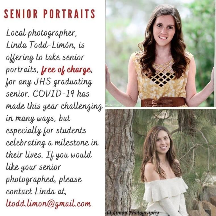 Linda Sr pic flyer